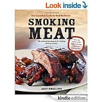 Amazon Deal: Smoking Meat Kindle book $3 ---74% drop in price