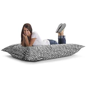Big Joe Bean Bag, Zebra only for $21