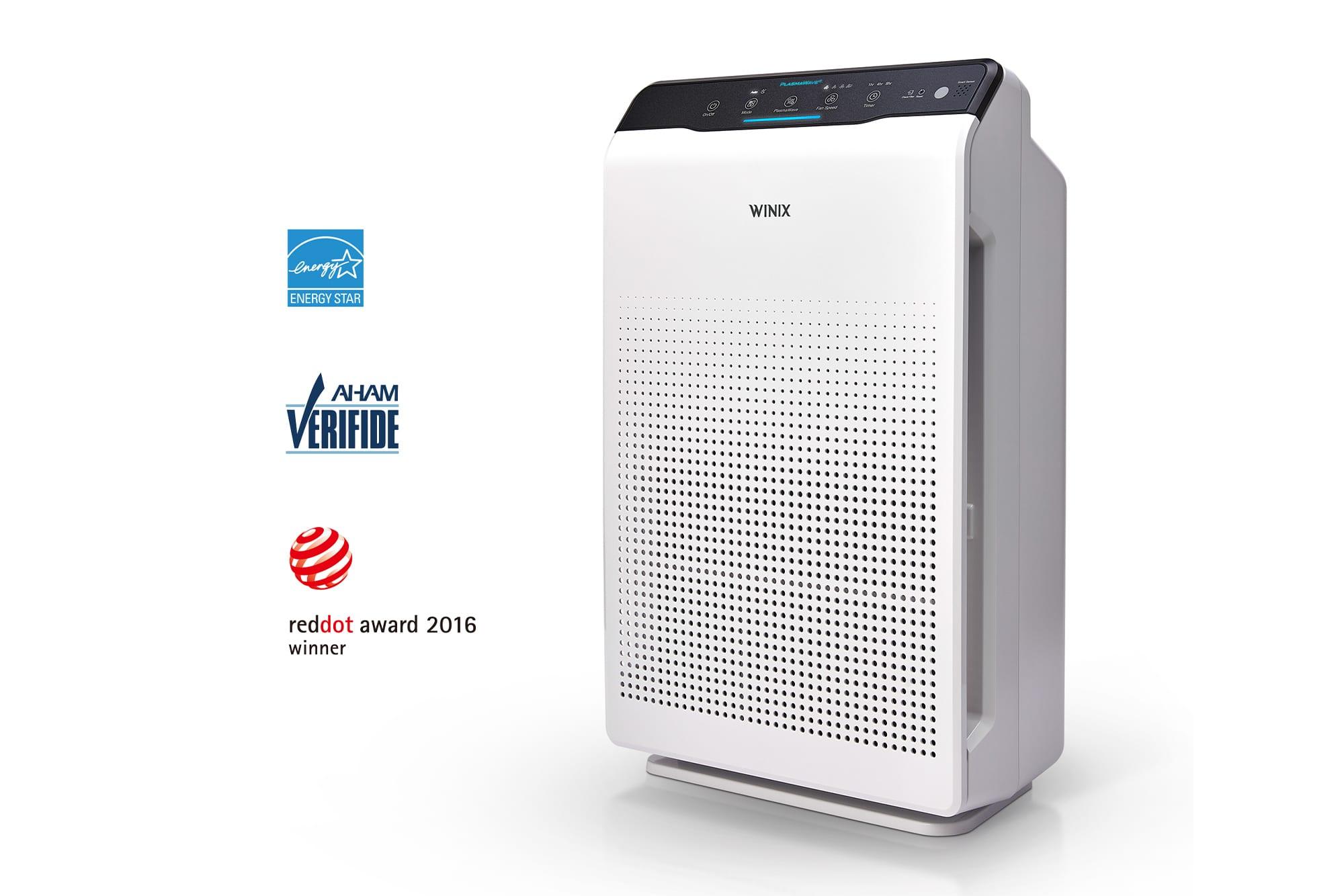Winix C535 Air Purifier w/ PlasmaWave Technology (Certified Refurbished) $80.99 AC + FREE Shipping
