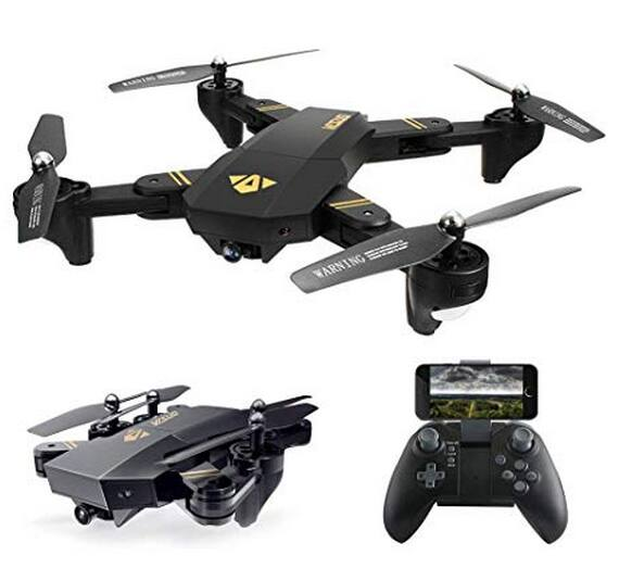 ARRIS XS809HW Foldable Drone $39.98