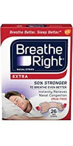 Breathe Right Extra Strength Tan, 26 count S&S 5% $7.27
