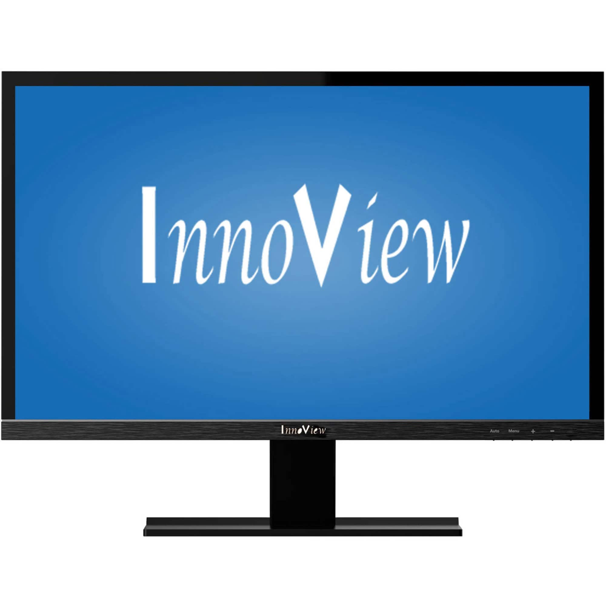 """Innoview 24"""" $84.88, dell 24"""" gaming $129, dell 34"""" curved monitor $679.98 shipped"""