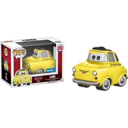 Funko POP Disney: Cars 3 Luigi or Guido (Walmart Exclusive) $1.98