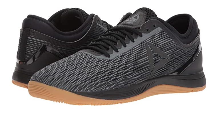 Reebok Men's CROSSFIT Nano 8.0 Black/Alloy/Gum $29.98 @Amazon