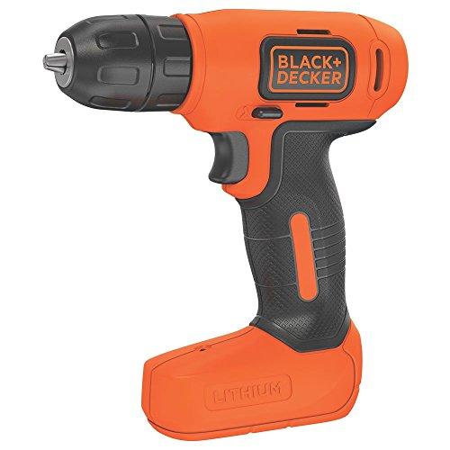 Black & Decker BDCD8C 8V MAX Lithium Drill $21.14 @Amazon