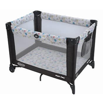 Graco Pack 'n Play Playard with Automatic Folding Feet, Carnival $19.99