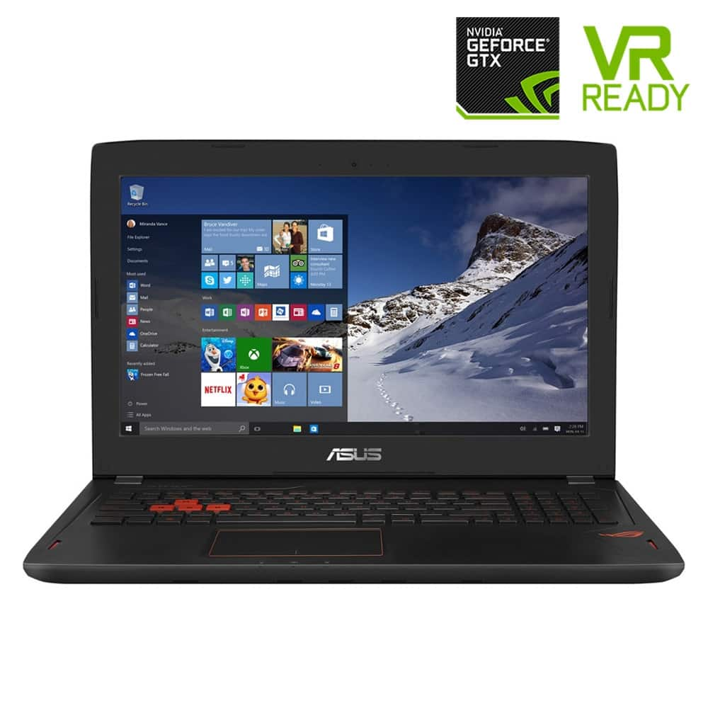 Asus Gaming Laptop GL502vs (15.6in, 256gb ssd, 1tb hd, 16gb ram, i7-6700hq, Gtx 1070) - $1399 @Microcenter w/In-store Coupon (9/30-10/10)
