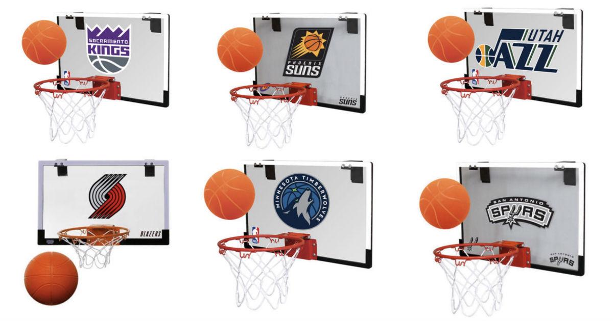 """Rawlings NBA """"Game On"""" Basketball Hoop and Ball Set - ASavings on Ebay $15"""
