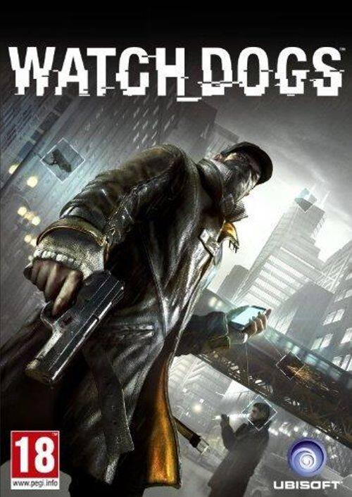 Watch Dogs (Uplay) - $2.59
