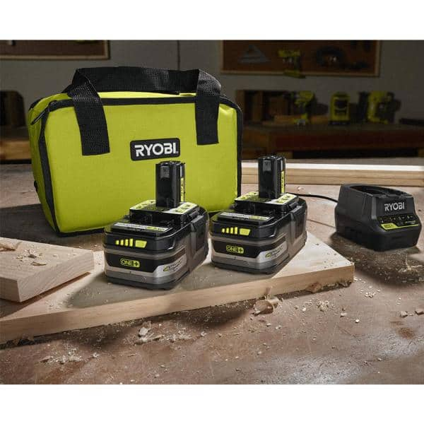 Ryobi Free Tool Promo w/purchase of 18V ONE Fast Charger Kit $99.99