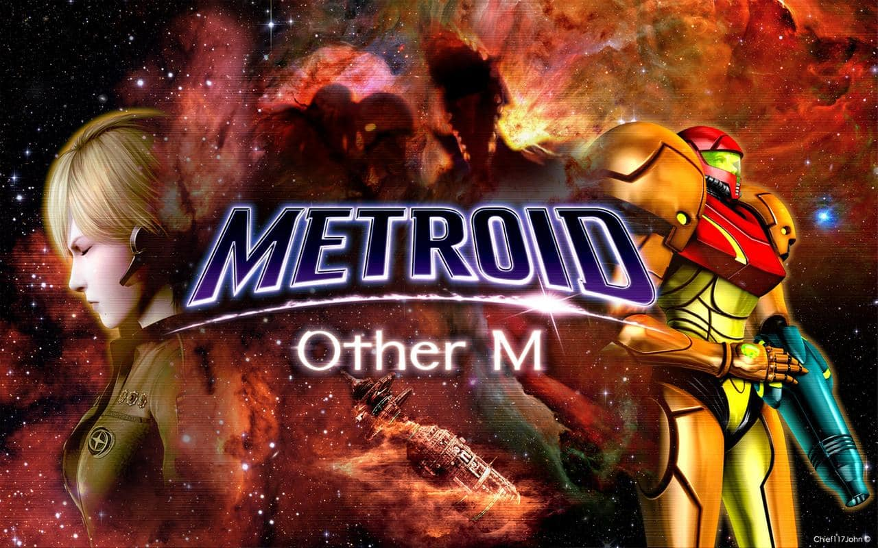 Metroid: Other M (Wii) - Pre-Owned - $5
