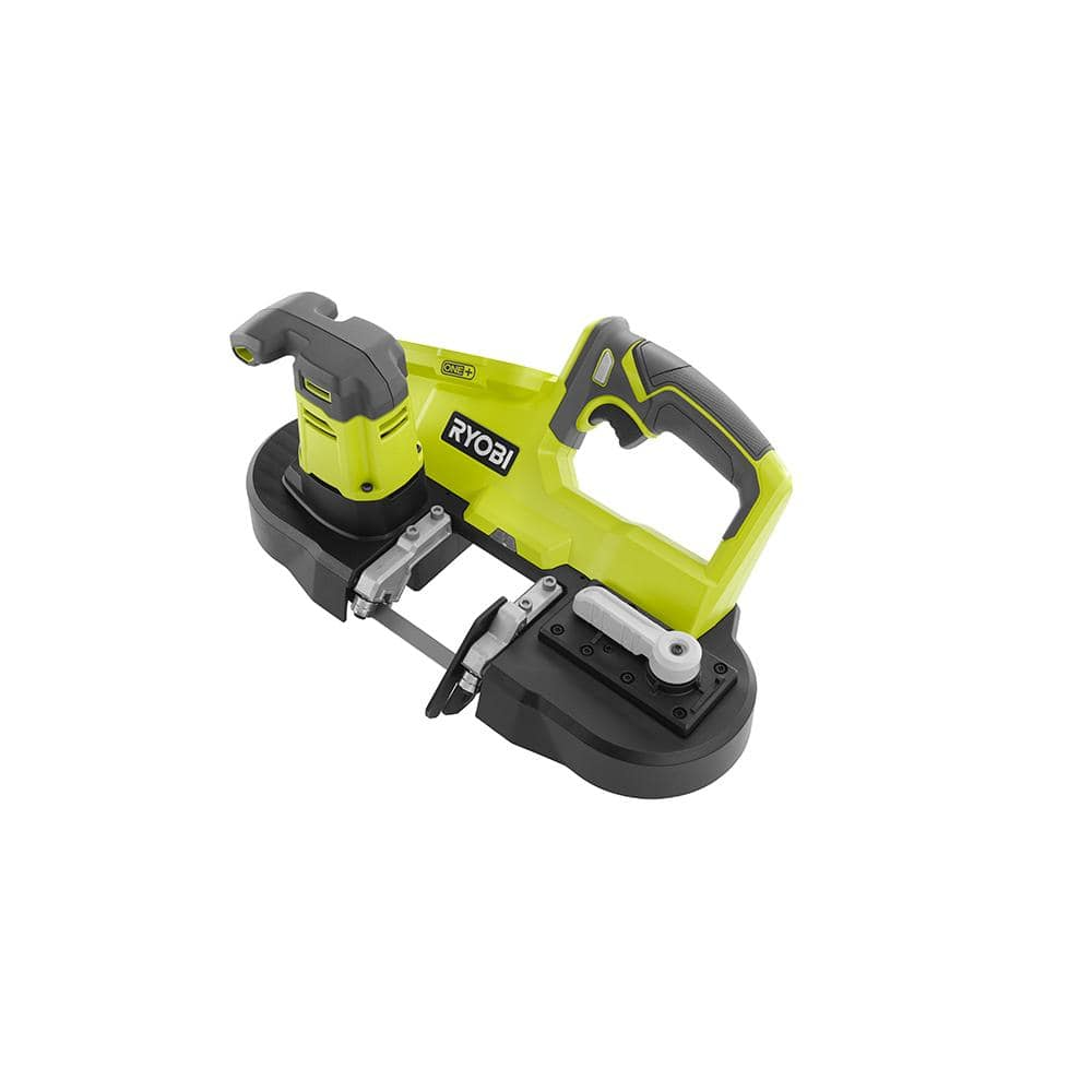 RYOBI ONE+ 18 Volt Portable Band Saw (Factory Blemished) - $99