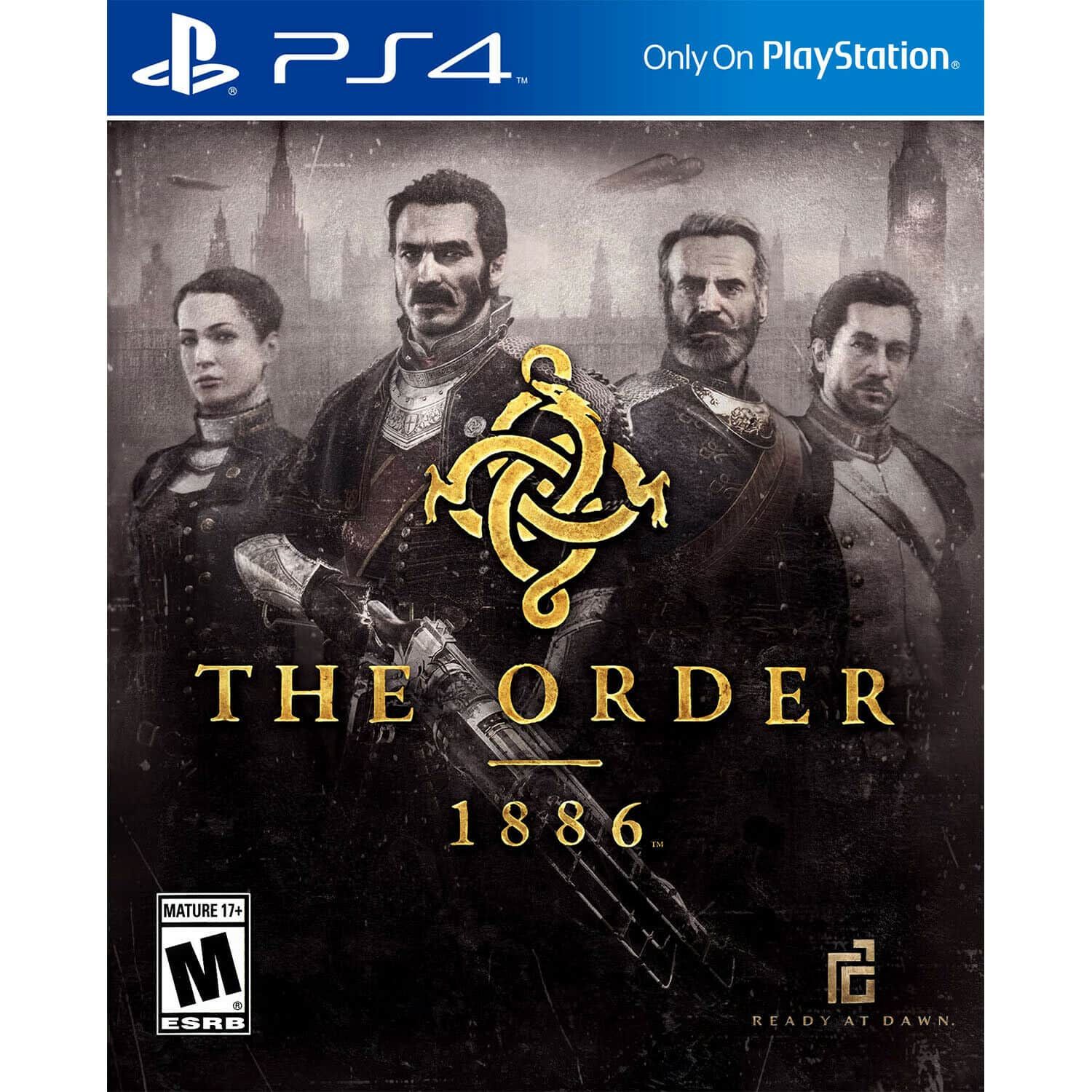 The Order 1886 Ps4 For 7 99 Slickdeals Net