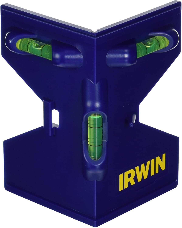 IRWIN Tools Magnetic Post Level (Blue) - $5.99