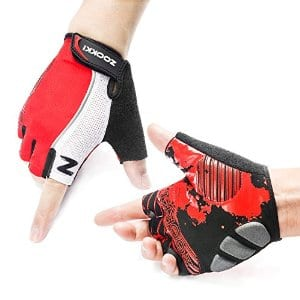 Zookki Cycling Gloves $8.99 on Amazon after code