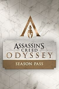 Assassin's Creed Odyssey Season Pass (Xbox One Digital Download) $21.99