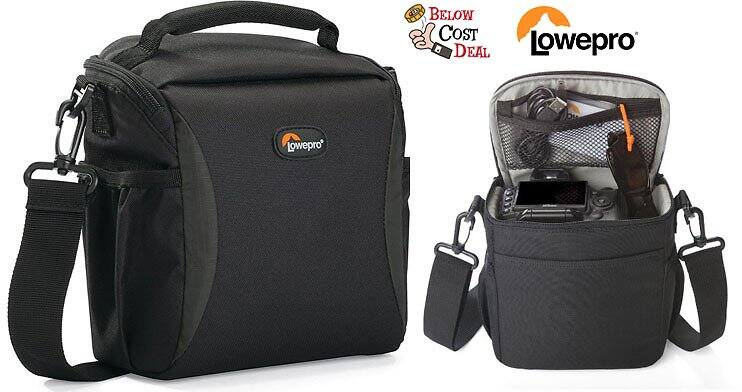 Lowepro Format 140 Weather Resistant Camera Bag $8.97 + fs $8.96