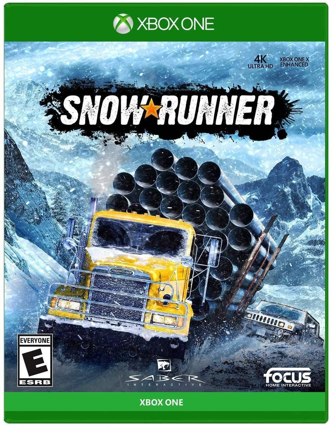 Snowrunner For Xbox One $29.99