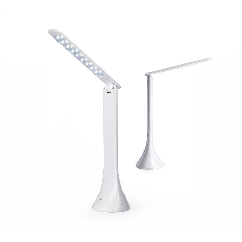 ICOCO Portable Eye-care Touch-sensitive Control LED Desk Lamp $6.99 @Amazon