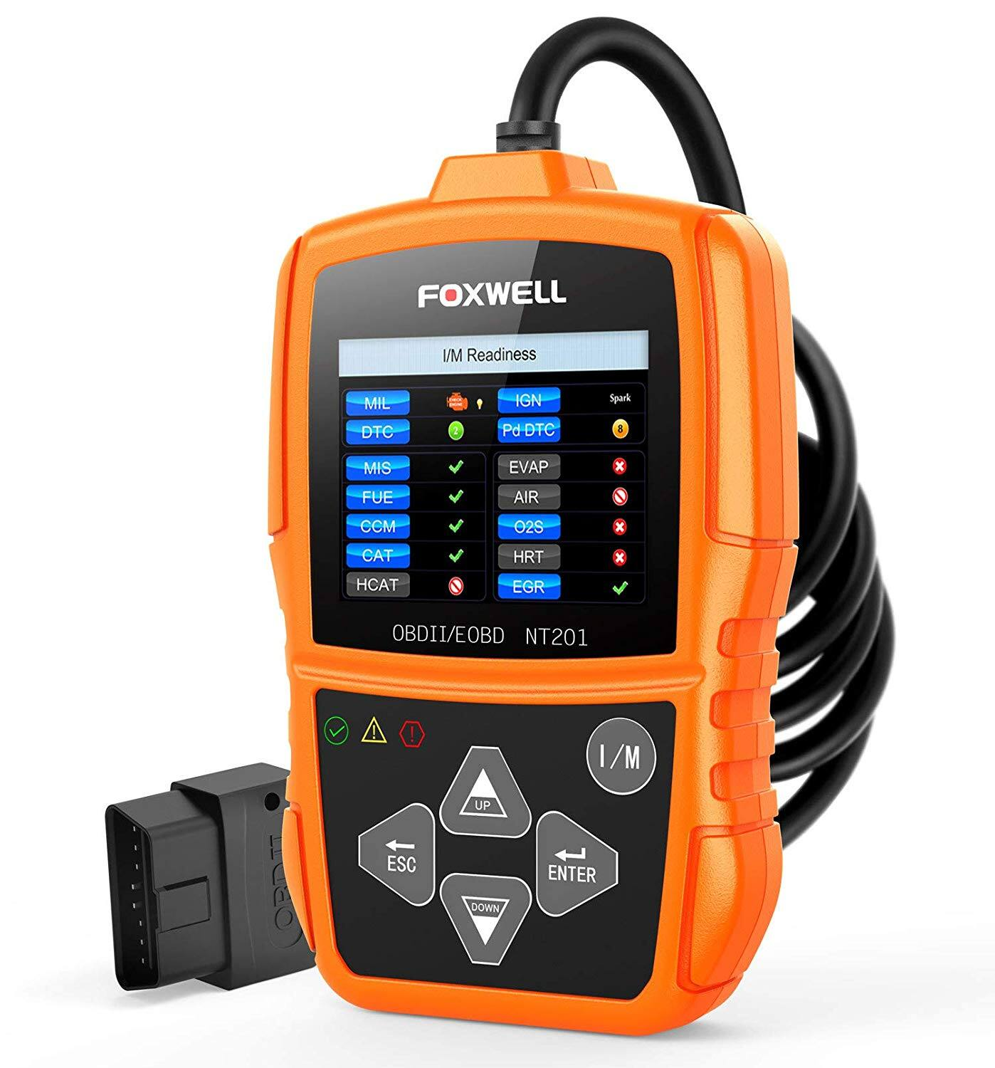 Bi Directional Scan Tool >> Automotive Diagnostic Scan Tool Fault Code Reader 28 57