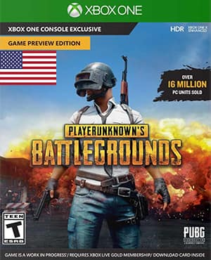 PlayerUnknown's Battlegrounds (PUBG) XBOX ONE Digital Key US $25.10