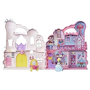 Disney Princess Little Kingdom Play 'n Carry Castle $19.49 @ Amazon FS w/ prime
