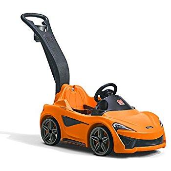 Step2 Mclaren Push Car Ride-on $62.17 @ Amazon
