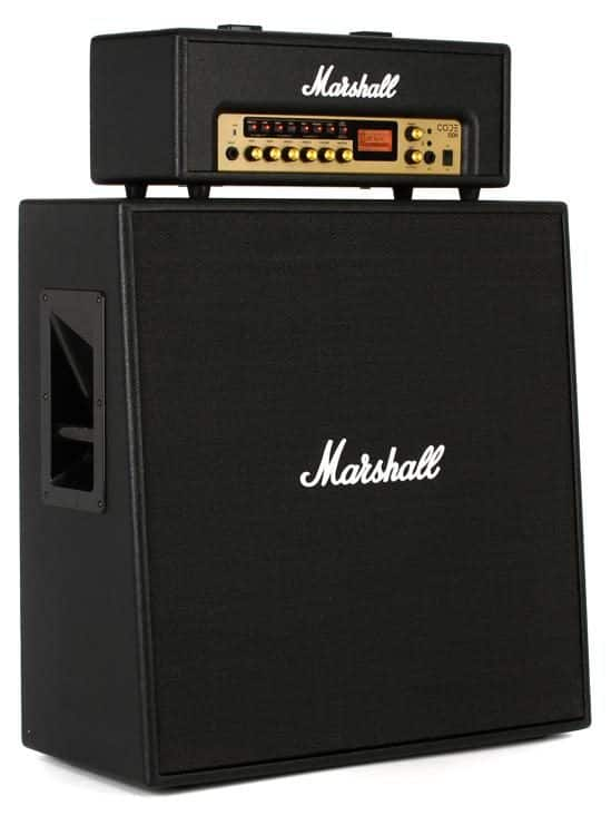 marshall code100h 100w amp head code412 200w 4x12 extension cabinet. Black Bedroom Furniture Sets. Home Design Ideas