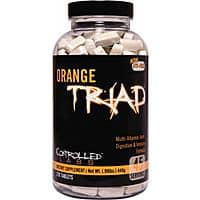 BodyBuilding.com Deal: Controlled Labs Orange Triad Multivitamins 270 count + BONUS 2x 60ct for $26 @ Bodybuilding.com