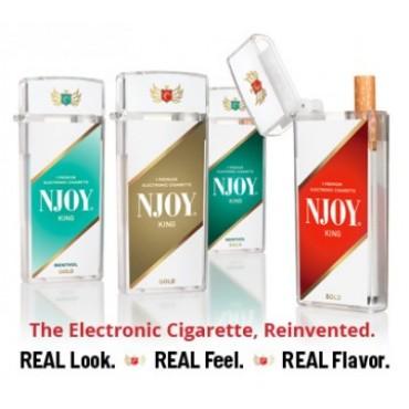 FREE N-Joy Electronic Cigarette + Free Shipping