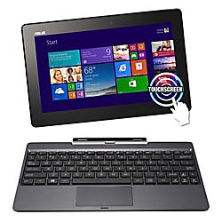 32GB Asus Transformer T100 Windows 8.1 Hybrid Laptop/Tablet $289 AC (or less)