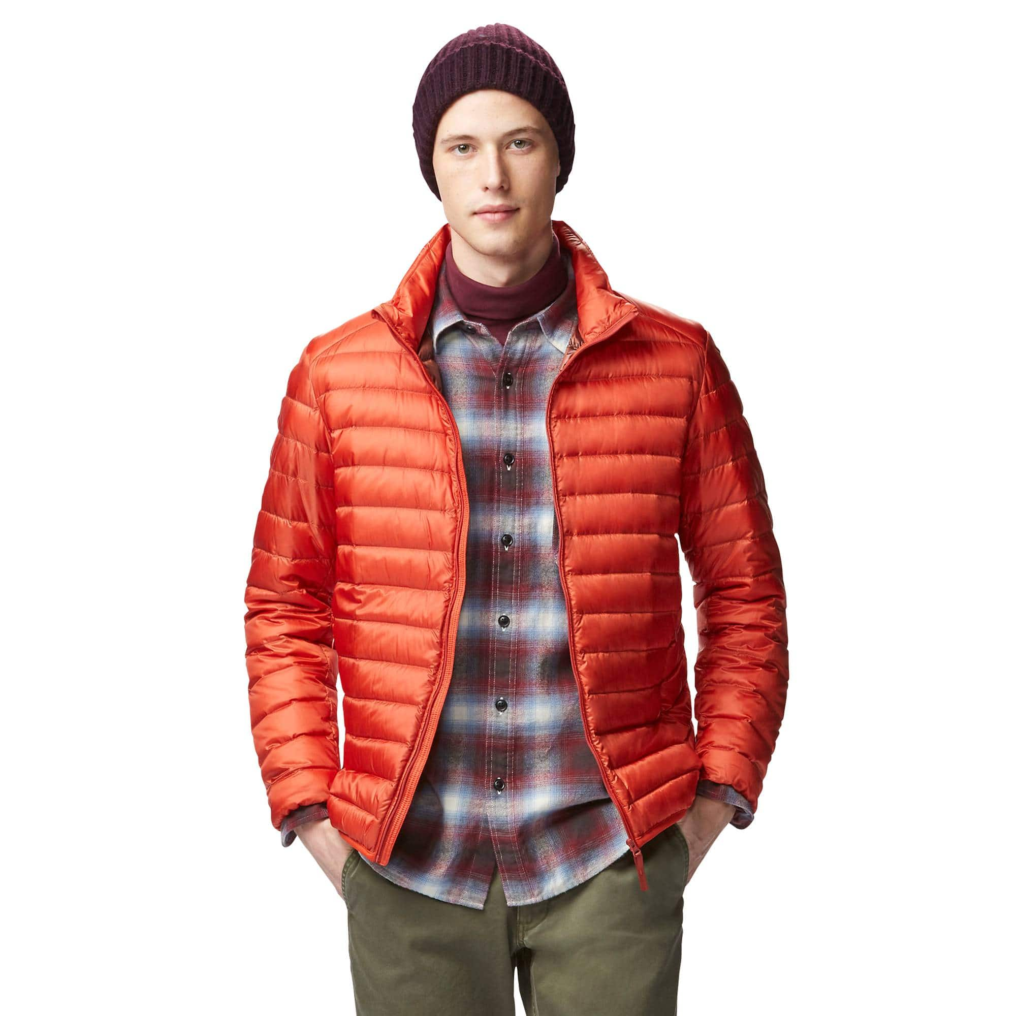 https://www.uniqlo.com/us/en/men-ultra-light-down-jacket-156558.html $9.9