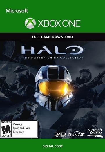 Halo The Master Chief Collection Xbox One digital download $12.99