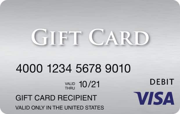 Officedepot.com/GCM: Save $15 Instantly On $300 Visa Giftcard $290.95