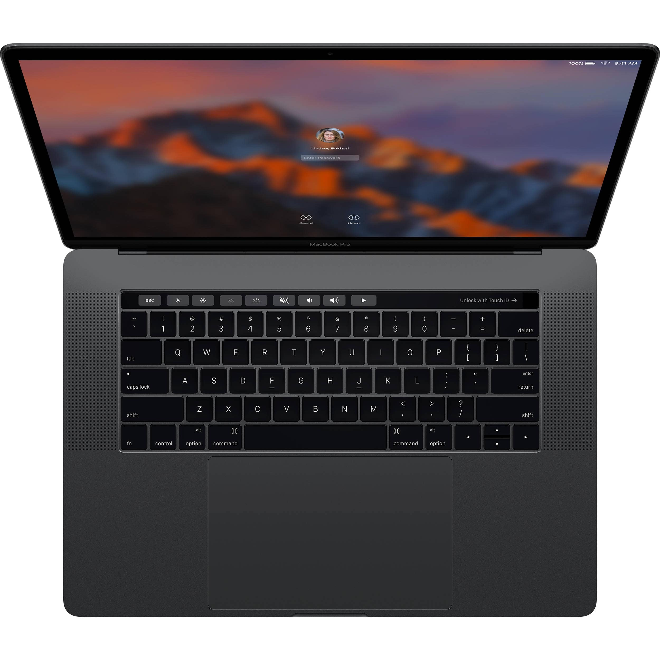 """Apple 15"""" MacBook Pro with Touch Bar for $1,799 ($600 off) with no tax in 48 states"""