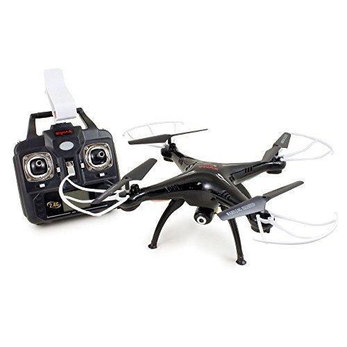 Syma X5SW-V3 Wifi FPV Headless Drone Quadcopter with HD Camera Black - $29.99 + Free Shipping