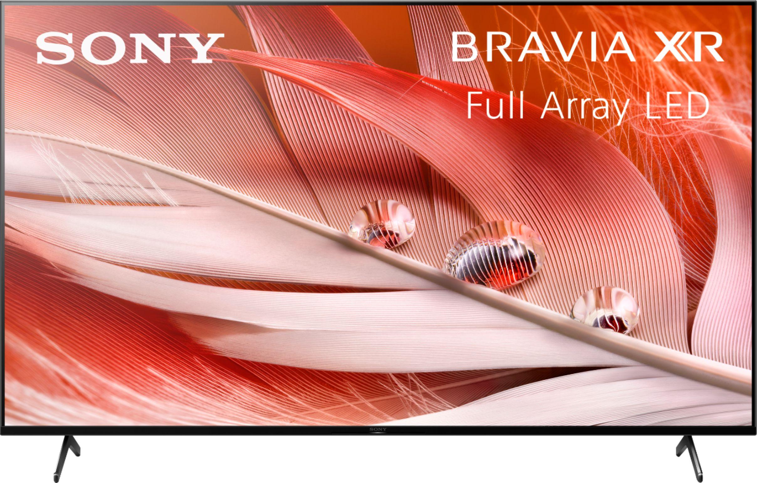 """Sony 65"""" Class BRAVIA XR X90J Series LED 4K UHD Smart Google TV XR65X90J - Best Buy $1299.99"""