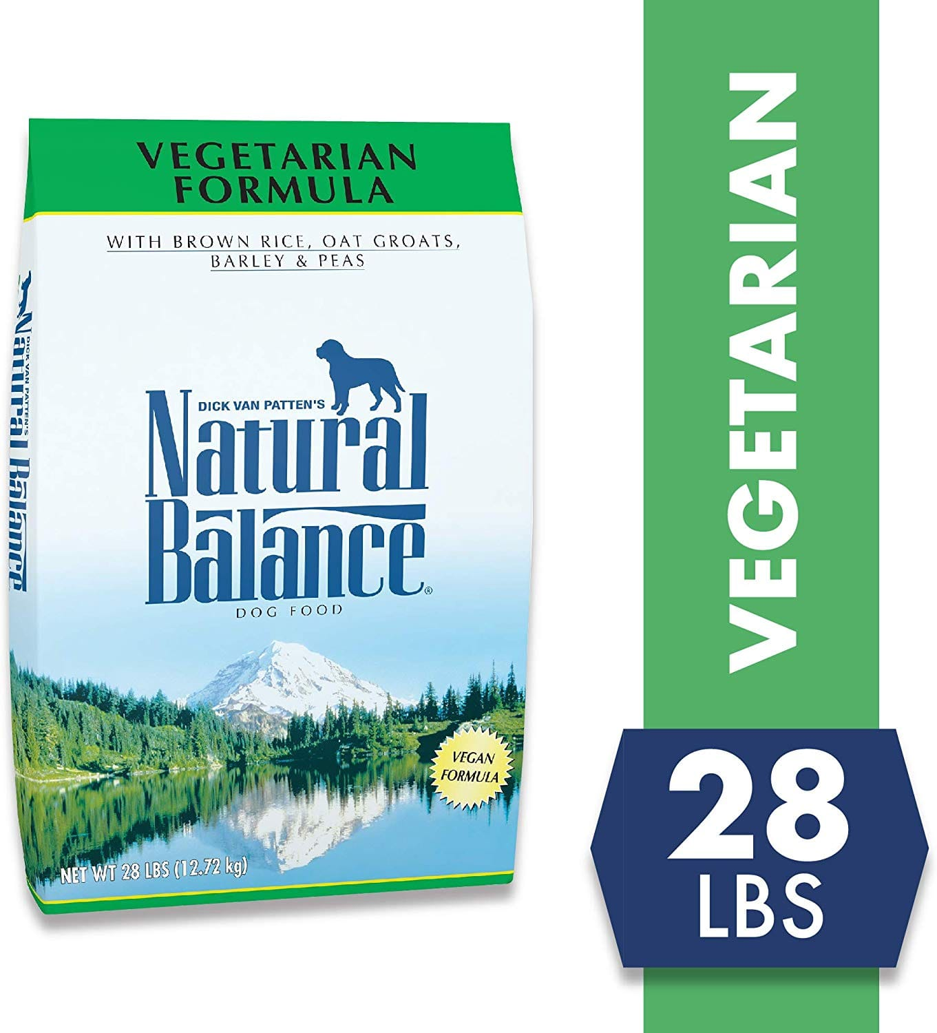 Natural Balance Vegetarian Dry Dog Food 28lb - as low as $30.11 w\ S&S @Amazon