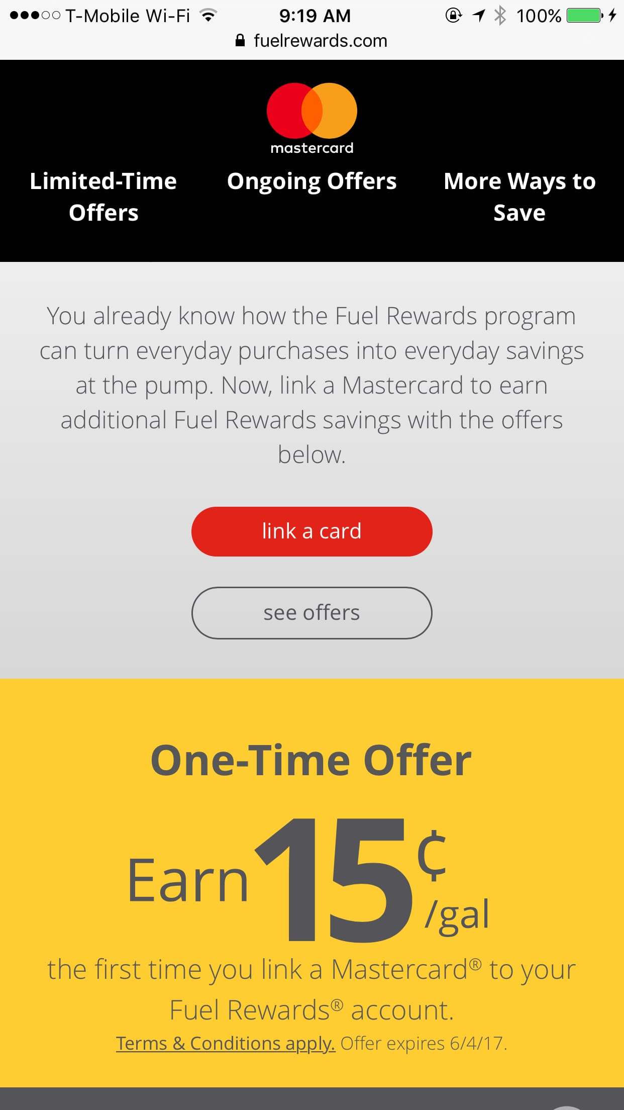 shell fuel rewards earn 15 centsgal by linking a mastercard likely ends 6 - How To Use Shell Fuel Rewards Card