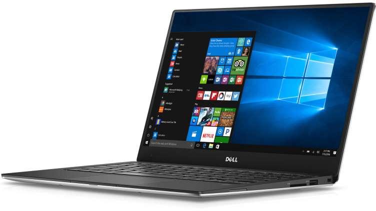 Dell XPS 13 XPS 9360 Intel Core i5 128GB SSD 8GB RAM touchscreen laptop $699