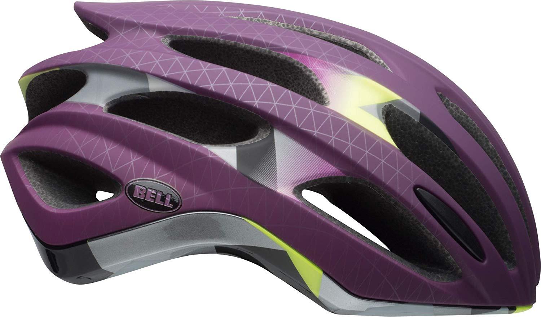 Bell Formula MIPS Adult Road Bike Helmet Back in Stock (Purple Med/Lg, Neon Yellow Sm/Med, Silver Sm) $24.99