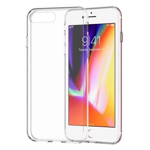 JETech ALL Shock-Absorption Apple iPhone Cases 5/6/7/8/+ & more As Low As $4.99 + FREE 2-Pack iPhone X Screen Protectors & FREE iPhone X Case + FREE Shipping Amazon Prime