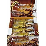 Quest Protein Bars - 3 boxes for $52.48 ($17.49/box) + FS (AMEX Needed)