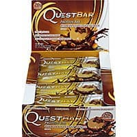 Puritans Pride Deal: Quest Protein Bars - 3 boxes for $52.48 ($17.49/box) + FS (AMEX Needed)