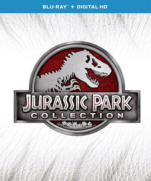 Jurassic Park (Blu Ray + Digital) Collection $25
