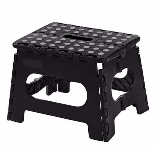 Updated Bon Ton Livingquarters Folding Step Stools 2 For