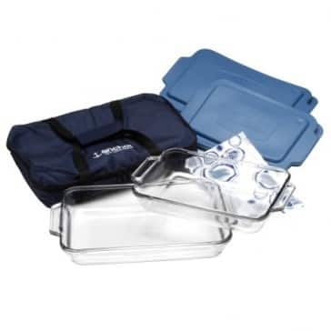 Oneida: 20% Off All Glass and Metal Bakeware + $3 Flat Rate Shipping