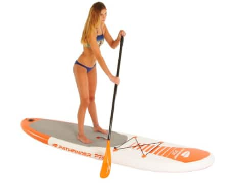 PathFinder Inflatable SUP Stand-up Paddleboard Set: $280 + FS