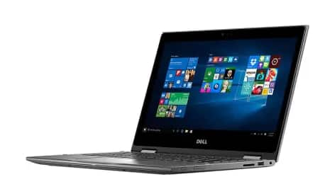 Dell Inspiron 13 Gray 2-In-1 Notebook Computer - I5368-1692GRY + Free Skullcandy Hesh Wireless Headphones: $399 + FS