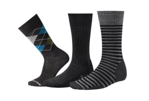 33% Off SmartWool Socks + FS on $35+ at Jet.com